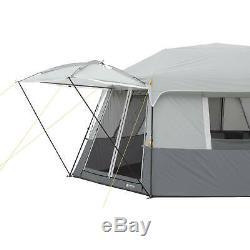 Grande Tente De Cabine De 11 Personnes, Camping En Plein Air