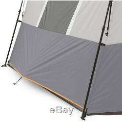 Grande Tente De Cabine Pour 8 Personnes Instantané, Sortie En Famille Camping Facile, Installation Nouveau