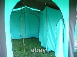 Grande Tente De Cadre 6/8 Couchette En Excellent État