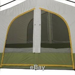 Grande Tente De Cadre Familial 2 Pièces, Solide, Stable Grand Économie Sur Le Psc 424,99 €