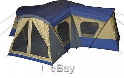 Grande Tente De Camping, Camp De Base, 14 Personnes, Famille, Fenêtre D'entrée, Randonnée, Énorme
