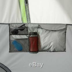 Grande Tente De Dôme Modifiée De 16 'x 9' Pouvant Accueillir 10 Tentes Familiales De Camping En Plein Air