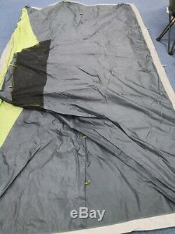Grande Tente Familiale De Camping En Plein Air (vango, Tente Avington 600xl 2018 Utilisée Une Fois)