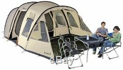 Grande Tente Familiale Eureka! Grand Btc Niergy Lovely Tente Très Élégante Utilisée Deux Fois