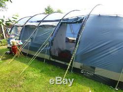Grande Tente Familiale. Tente Outwell Sun Valley 8 Personnes