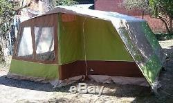Grande Tente Familiale Vintage (4-6 Personnes) En Toile Monarch Blacks Of Greenock