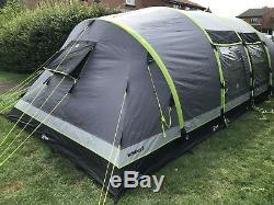Grande Tente Gonflable Airgo Nimbus 8