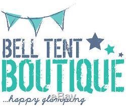 Grande Toile De Bell Tente 400 X 240 Auvent -3 Pôle Par Bell Boutique Tente -not Tente