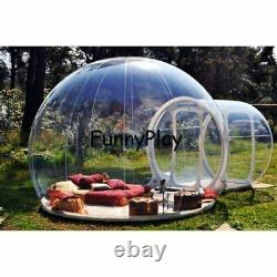 Igloo Gonflable Tente Camping Bubble Grande Tente Gonflable Igloo Plage Randonnée