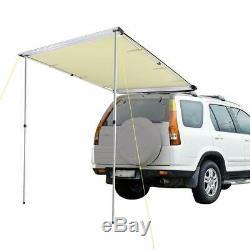 Instahibit 4.6x6.6 Side Car Van Auvent Sur Le Toit Retirez Tente Jeep Suv Truck O