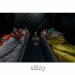 Instantané Foncé 6-personne Tente De Repos Avec Led Lighted Polonais Famille Camping Randonnée Chalet
