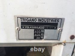 Jamet (trigano Industries) Grande Remorque À 8 Couchettes Tente Pas Touring Caravan