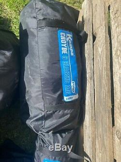 Kampa Hayling 6 Air Pro 6 Personne Gonflable Tente