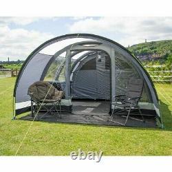 Kampa Keilder 5 Tente Aérienne Grande Tente De Camping Familiale