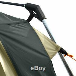 Kingcamp 5 Personne Camping Tentes Véhicule Suv Voiture Étanche Grande Tente Extérieure