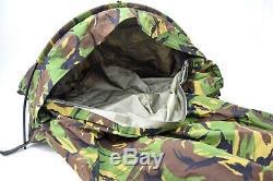 L'armée Néerlandaise Cerclées Bivvy Sac Goretex Un Seul Homme Tente Shelter Camping Rare Bivi Bivouac
