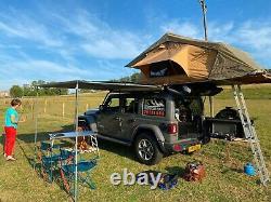 L'équipement De Camping Tente Arb Toit Top Tent Simpson 3