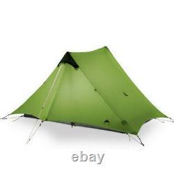 Lanshan 2 Imperméable À L'eau 2 Personne 1 Personne Outdoor Ultralight Nylon Camping Tent S3