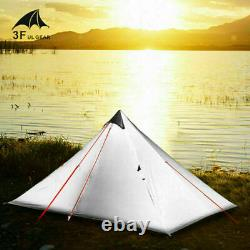 Lanshan Ultraléger Camping Tente 2 3f Ul Vitesse 3 Saison Tente Tente Résistance Uv