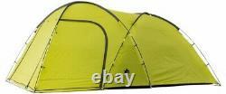 Logos 71805022 Tente 4 À 5 Personnes Rosy Double XL Grande Tente 2 Pièces En Provenance Du Japon