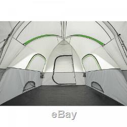 Modifié Dome Tunnel Tente 16 X 8 8 Personne Extérieure Camping Abri Chalet Tente