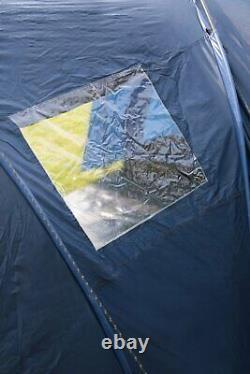 Mountain Warehouse Holiday 6 Homme Dome Tente Grand Abri Camping Dormir