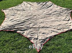 Msr Vistawing Bill Moss Tentes Design Grand Abri Aile Tarp Mint
