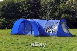 New Blue Side Eurohike Porche XL
