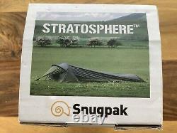 New Snugpak Stratosphere Bivvi Shelter Lightweight Waterproof 1 Homme Tente Olive
