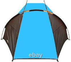 Nouveau 2 Man Beach Camping Festival Pêche Jardin Enfants Tente Sun Shelter