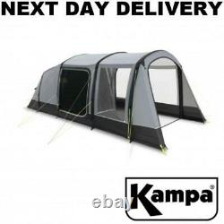 Nouveau 2021 Kampa Hayling 4 Air Pro 4 Homme Berth Person Inflatable Large Tent