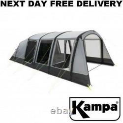 Nouveau 2021 Kampa Hayling 6 Air Pro 6 Homme Berth Person Inflatable Large Tent