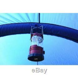 Nouveau Berghaus Air 8 Tente Familiale Gonflable + Tapis Et Empreinte Rrp £ 1140