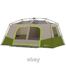 Nouveau Ozark Trail 11 Personne 3 Chambre Cabine Tente Camping Extérieur - Chambre Privée