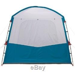Nouveau Tente 8 Personnes Grand Camping Avec Portes De Randonnees Camp Résistant Au Vent Imperméable