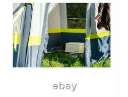 Olpro 6 Berth Inflatable Air Tent Family 6.5m Chambre Inner Olpro Accueil