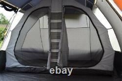 Olpro Wichenford Breeze 8 Berth Tunnel Tente Grande Tente Familiale