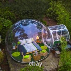 Outdoor Huge Inflatable Toys Bubble Tent Grande Maison Accueil Backyard Camping