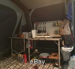 Outdoor Revolution Ozone Utilisée 6.0xtr Vario Air Tente Et Ensemble De Camping