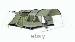 Outwell Bear Lake 6 Tente Et Grand Équipement De Camping Bundle Family Camping