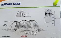 Outwell Hawaï Reef Polycotton Tente De La Famille