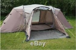 Outwell Michigan 6 Tente. Peut Accueillir Jusqu'à 6 Personnes, Grand Salon. Hauteur Debout