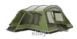 Outwell Montana 6 Personnes Camping Tent Green Large