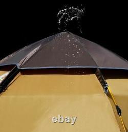 Ouverture Automatique Rapide Tentes De Camping Grand Auvent Extérieur Style Tente Familiale Nouvelle