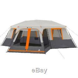 Ozark Trail 12 Personne 3 Pièces Tente De Cabine Instantanée Avec Chambre D'écran