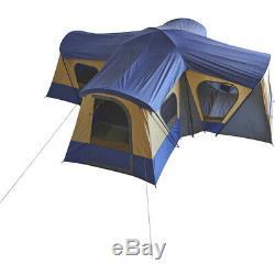 Ozark Trail 14 Personne 4 Pièces Base Camp Tente Avec 4 Entrées