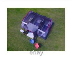 Ozark Trail 16-personne 3 Pièces Camping Tente, Avec 3 Entrées