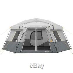 Ozark Trail 17' X 15' Grand Hexagone Tente De Camping Dépliable Pop Up Facile Capacité D'accueil 11