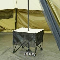 Ozark Trail 8 Person Yurt Tente Grand Camping Famille Tente Gratuite & Rapide Affranchissement