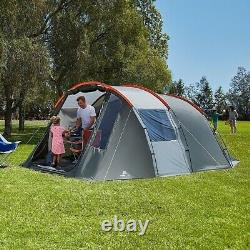 Ozark Trail Orange Et Tent Tunnel Gris 6 Personnes Great For Staycation
